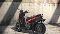 Seat Mo eScooter 125: il posteriore
