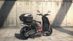 Seat Mo eScooter 125 Sharing: il posteriore