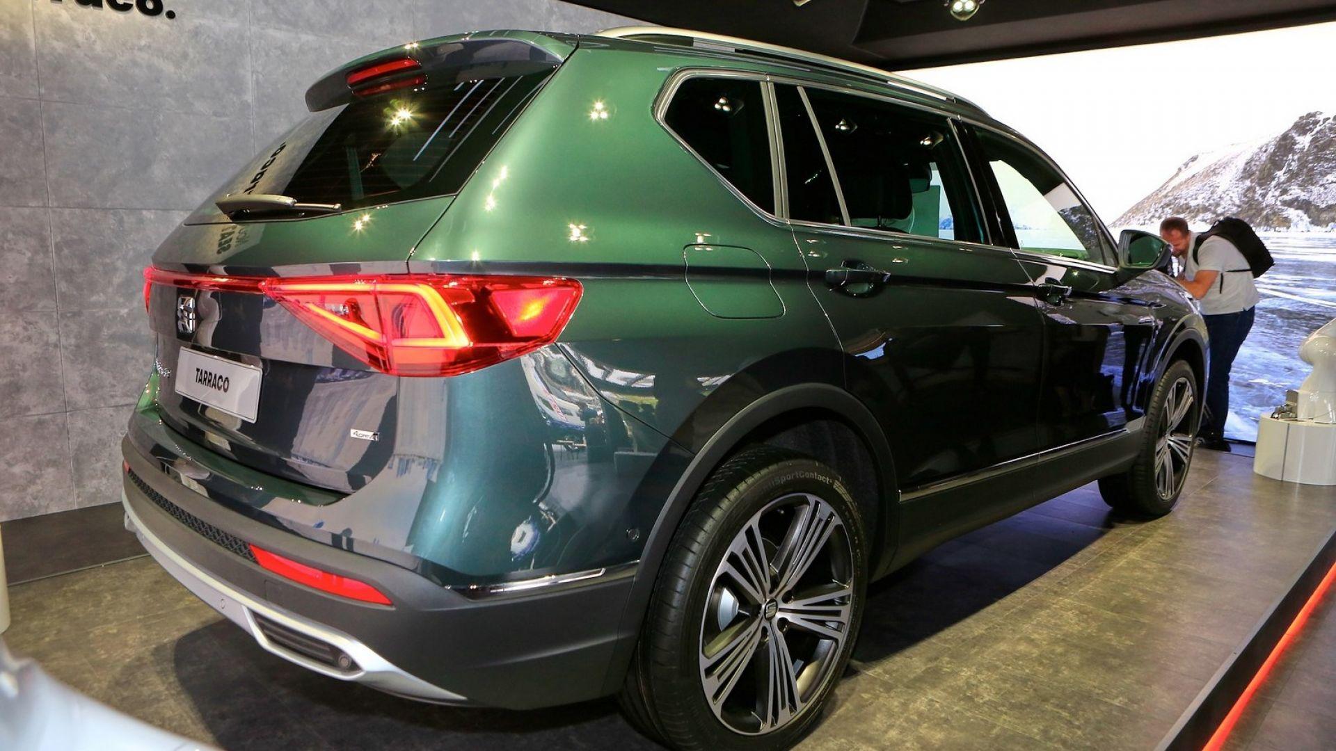 8 Seat Suv >> Seat Tarraco: dimensioni, interni, prezzi, uscita, immagini - MotorBox