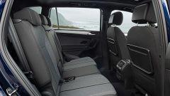 Seat Tarraco divano posteriore
