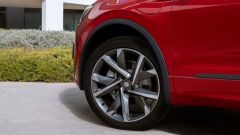 Seat Tarraco E-Hybrid, dettaglio del cerchio