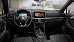 Seat Tarraco E-Hybrid, gli interni