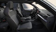 Seat Tarraco FR: l'abitacolo anteriore