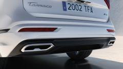 Seat Tarraco FR: particolare del posteriore