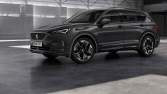 SEAT Tarraco FR PHEV: vista laterale
