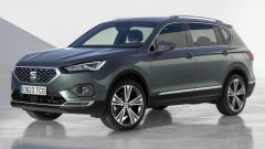 Seat Tarraco frontale