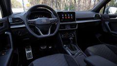 Seat Tarraco plug-in: gli spaziosi interni