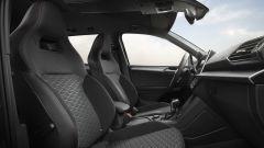 Seat Tarraco plug-in: i sedili anteriori