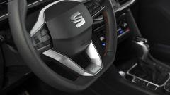 Seat Tarraco plug-in: il volante sportivo della versione FR