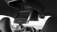 Seat Tarraco plug-in: numerosi portaoggetti anche sul tetto (se non c'è quello panoramico)