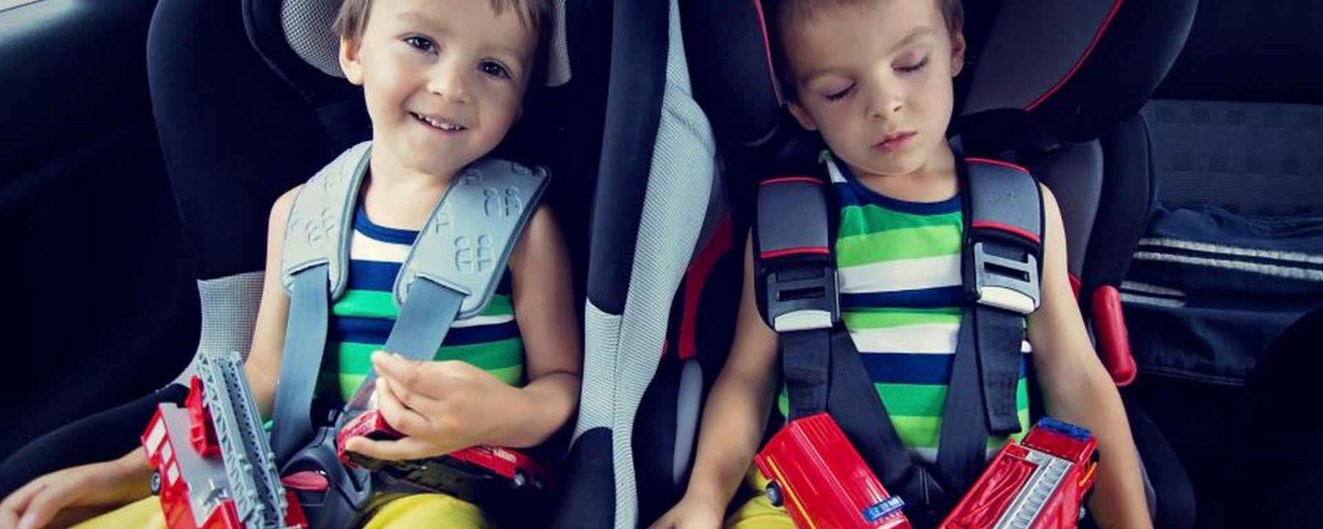 I consigli per viaggiare con i bambini