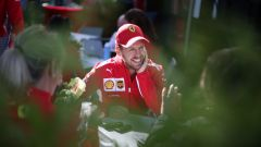 Sebastian Vettel, 31 anni, alla Ferrari dal 2015