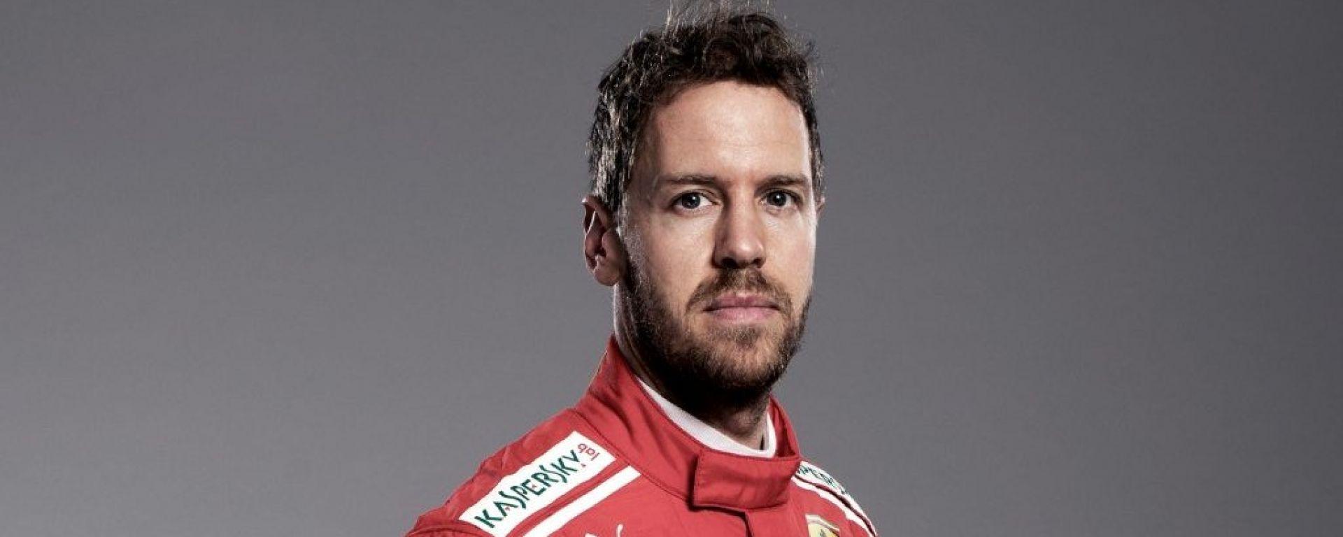 Sebastian Vettel Kawasaki