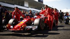 Sebastian Vettel a Suzuka