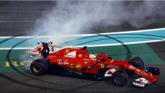 Sebastian Vettel ad Abu Dhabi