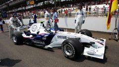 Sebastian Vettel - BMW Sauber F1.07 (2007)