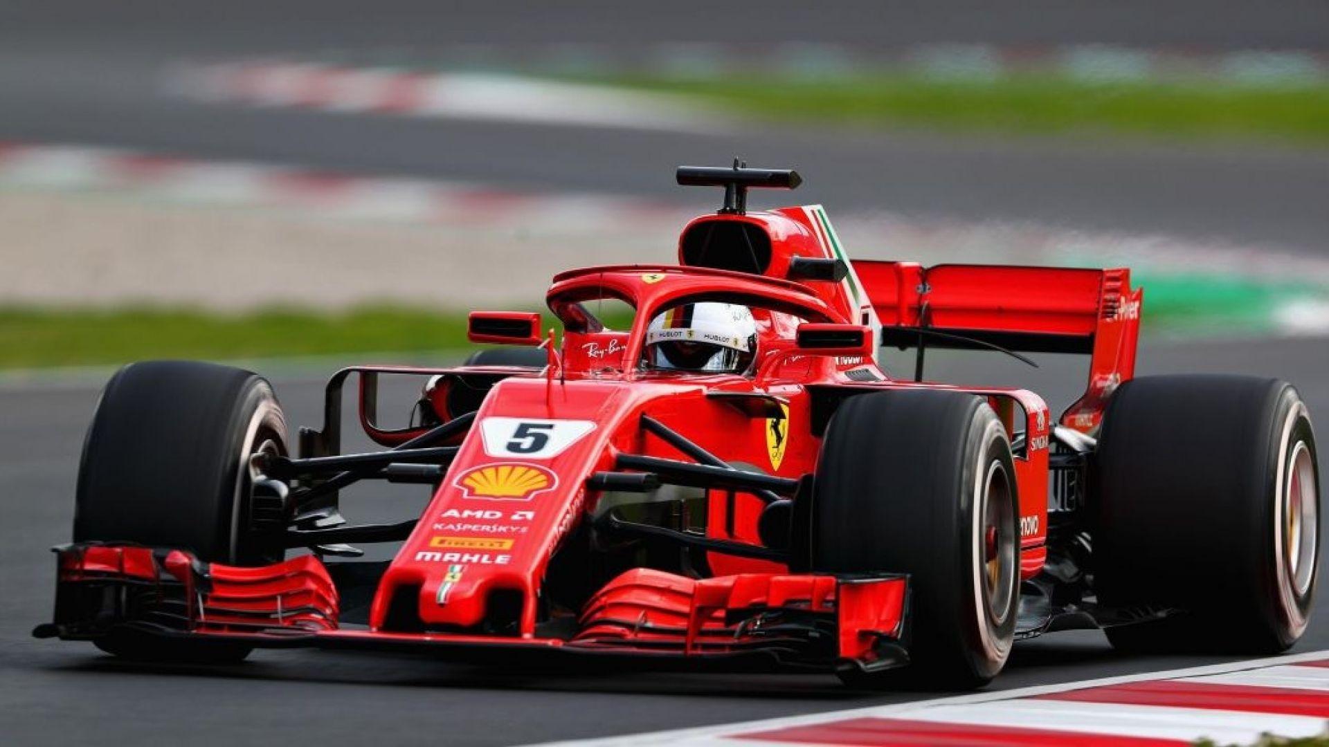 Ferrari La Ferrari >> F1 2018, GP Canada: Sebastian Vettel pronto all'attacco ...