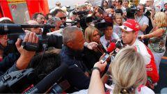 Sebastian Vettel - dichiarazioni Spagna