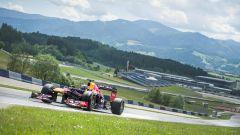 Sebastian Vettel e Circuito Red Bull Ring