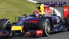 Sebastian Vettel e Red Bull sul circuito Red Bull Ring