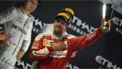 Sebastian Vettel - F1 GP Abu Dhabi