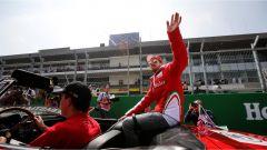 Sebastian Vettel -  F1 GP Messico 2016