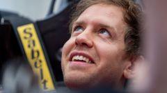 Ferrari, Vettel a Maranello per la prova sedile