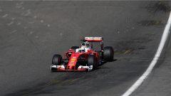 Sebastian Vettel - GP Belgio 2016