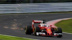 Sebastian Vettel - GP Giappone 2016