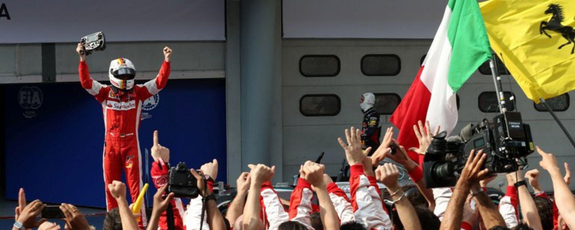 Sebastian Vettel - GP Malesia 2015