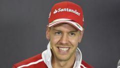 Sebastian Vettel - GP Ungheria, F1 2017