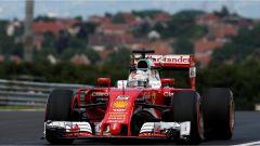 Sebastian Vettel - GP Ungheria