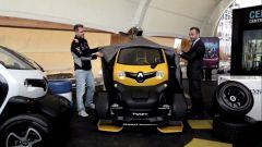 Sebastian Vettel guida la Twizy Renault Sport F1 - Immagine: 8
