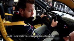 Sebastian Vettel guida la Twizy Renault Sport F1 - Immagine: 6