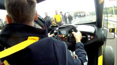 Sebastian Vettel guida la Twizy Renault Sport F1 - Immagine: 5