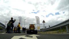 Sebastian Vettel guida la Twizy Renault Sport F1 - Immagine: 4