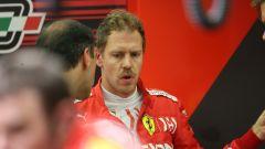 Sebastian Vettel ha chiuso al quinto posto il GP Bahrain 2019