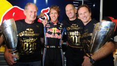 Sebastian Vettel - il primo Mondiale del 2010