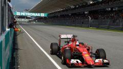 Sebastian Vettel - Malaysian GP 2015