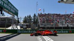 Sebastian Vettel pole in Canada