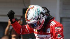 Sebastian Vettel primo in Ungheria