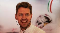 Sebastian Vettel - Qualifiche GP Ungheria