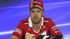 Sebastian Vettel sconfitto dal round messicano