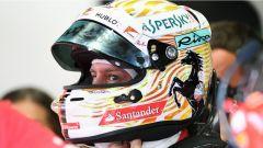 """F1, Singapore, Vettel: """"la Ferrari non è bilanciata"""""""