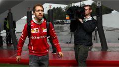 Sebastian Vettel, Scuderia Ferrari - GP Spagna F1 2017