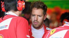 Sebastian Vettel chiede scusa per Baku e la FIA lo grazia