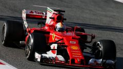 Sebastian Vettel SF70H