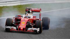 Sebastian Vettel - Suzuka 2016