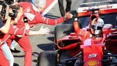 Sebastian Vettel vince all'esordio in Australia