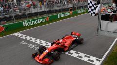 Sebastian Vettel vince il GP del Canada